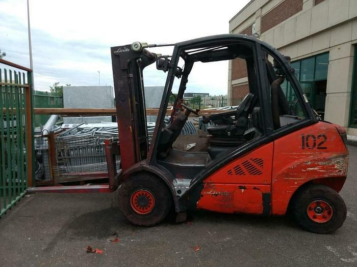 Used LINDE H35T-01