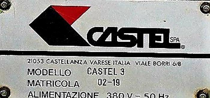 CASTEL 3 Matic CNC Horizontal Boring Mill
