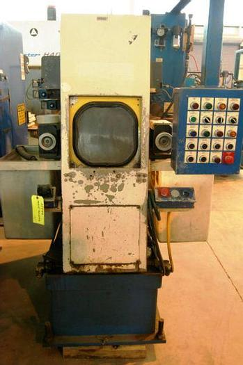 Used Masco Single Spindle Vertical Micro-Finisher
