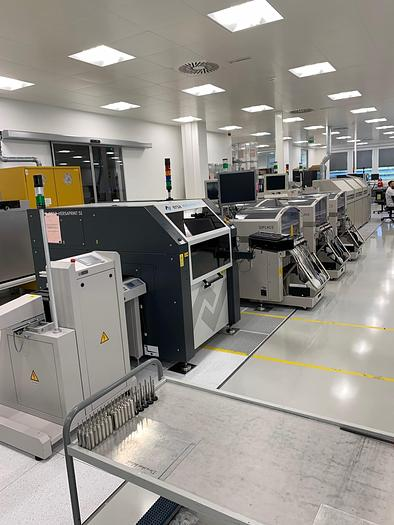 Used Siplace  CF/CS SMT Line