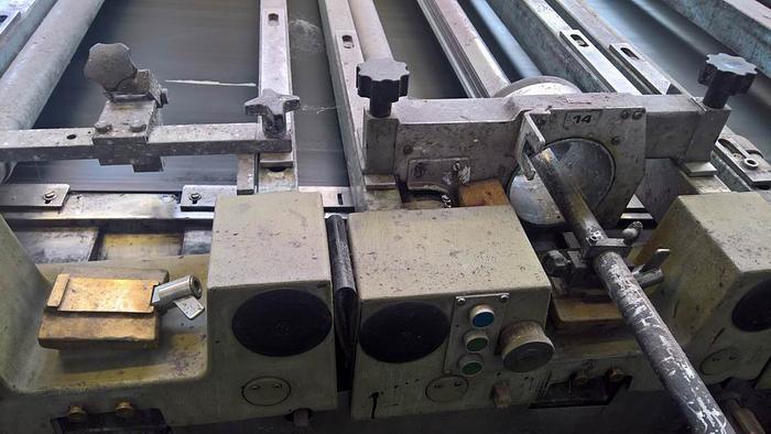 Rotary Printing machine BUSER