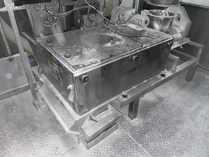 Used K-TRON W 600 I Weigh Belt Feeder