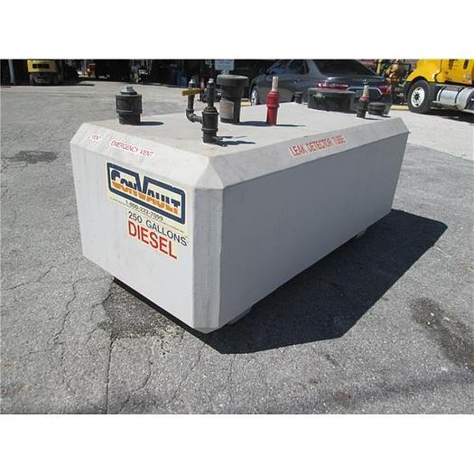 250 Gallon Convault Fuel Tank