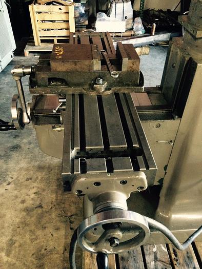 1980 Supermax YC-1 1/2 VA Mill #1580