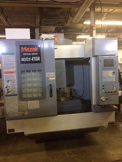 Used 2003 VMC MAZAK 410A CNC Vertical Machining Center