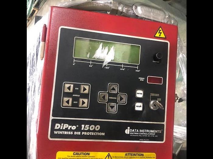 Used Wintriss Die Pro 1500