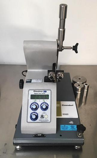 Used LABORATORY EQUIPMENT JAMES HEAL ELMATER