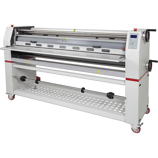 Easymount Double Hot Roller Laminator EM-1650DH With Take Up Unit