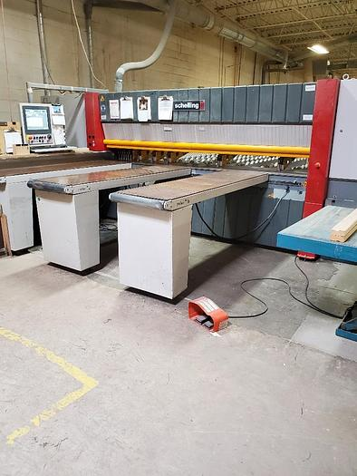Used Schelling FH4 330/310 Panel Saw