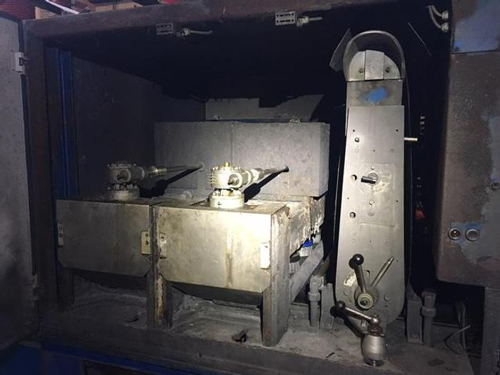 2003 Steelmaster Belt/Disc Grinding and Deburring Unit