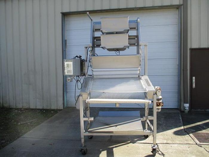 Used CAT Product Distribution System w/Scale; Md#PDS-40