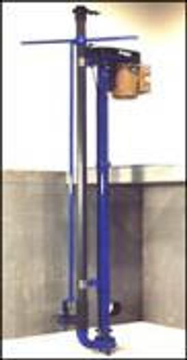 New - products Patz 3333 Manure Pump
