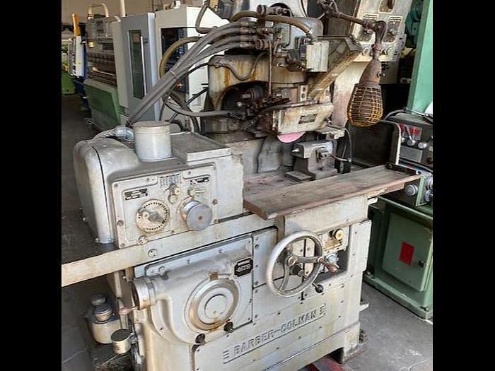 Used BARBER COLEMAN MODEL 6-5 GEAR HOB SHARPENING MACHINE # 5653