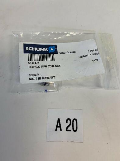 Schunk  5510173 Beipack MPG 32/40 KGA Fast Shipping!