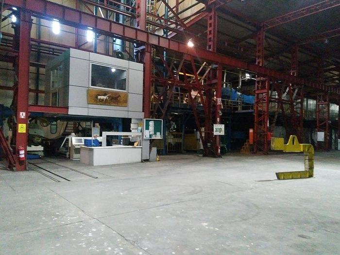 Used 1250mm Coil Coating Line: CC-173