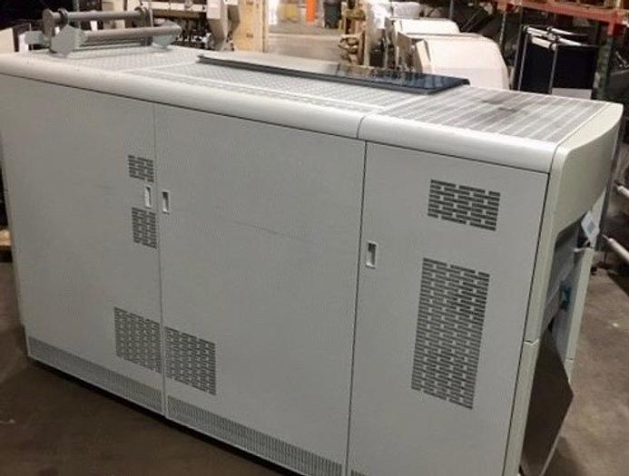 2013 - Oce Variostream 8750 TWIN Printing System (Pinless - 115M Foot Count)