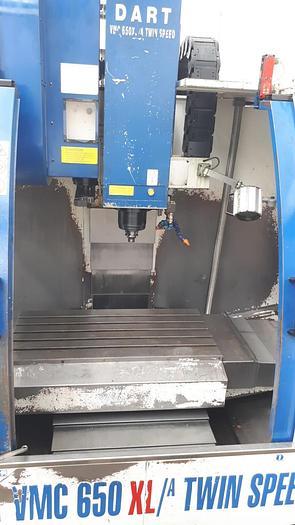 2002 Dart VMC 650 XL 800