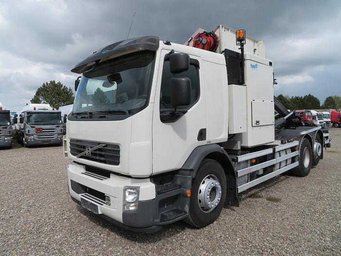 Meget god 2012 Volvo FE260 6x2 VDL Translift Varia IES