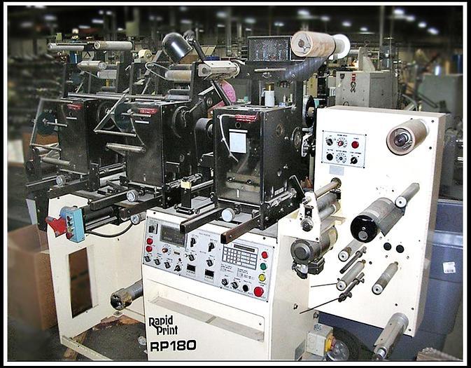 Hotstamp Rapid RP-180