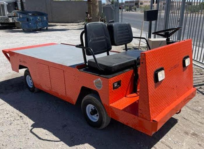 Used 2012 Columbia Flatbed Cart