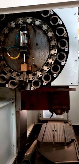 EIKON VMC 500P VERTICAL MACHINING CENTER