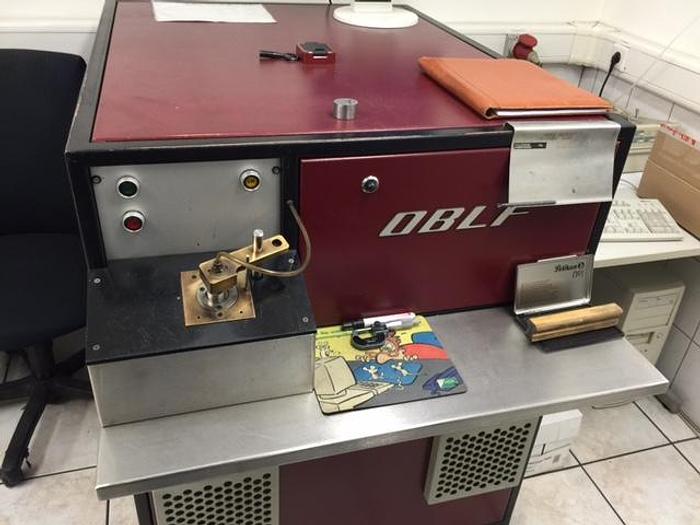 Used Spark 9 Element Spectrometer: QC-032