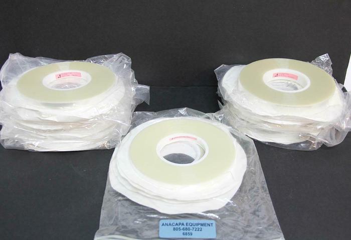 Tek Pak Neptco ST30 PSA Cover Tape LOT OF 9 NEW (6859)
