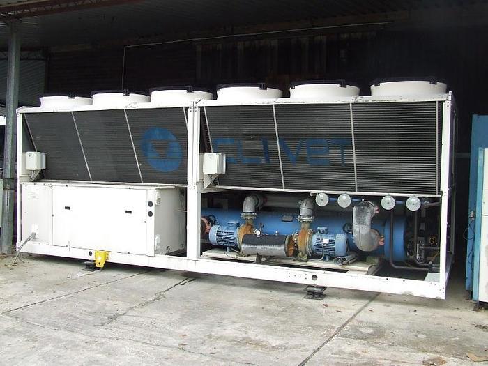 Agregat wody lodowej firmy Clivet