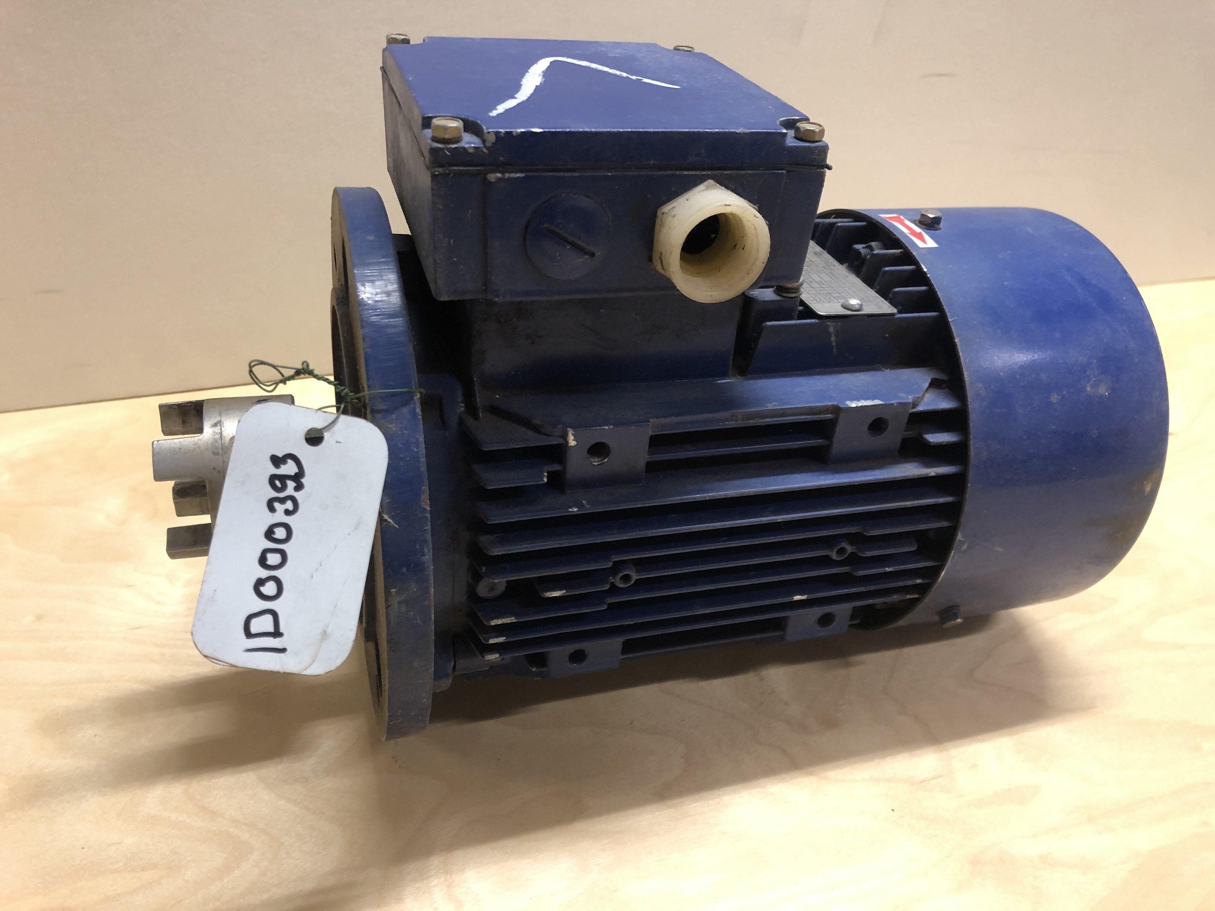 Used KSB electric motor 1,5 kW