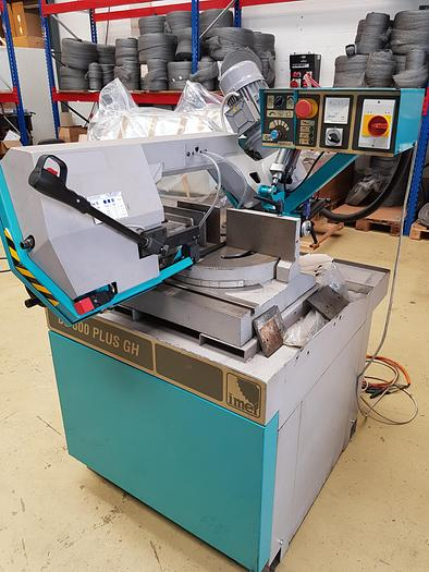 Gebraucht 2012 IMET BS 300 Plus GH