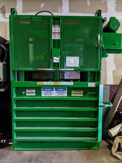 New Model 2300HD Factory Modified for Cans/Bottles with Hopper