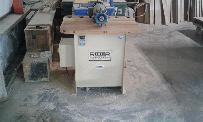 Used Ritter CR 3553 Profile sander