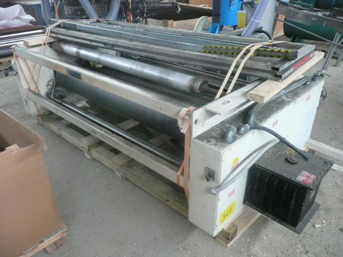 Used Enercon TF 1006 Bare Roll Treater