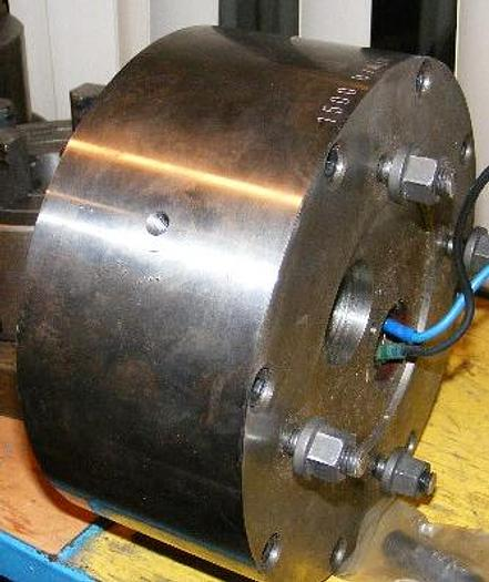 "8"" Diameter Magnetic chuck 1619"