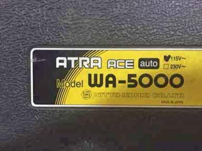 2015 AtraAce WA-5000 Magnetic Drill   Semi-Automatic Feed-Max 2