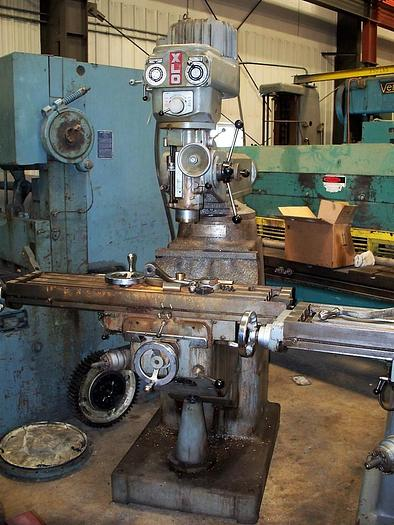 Used XLO Vertical Milling Machine