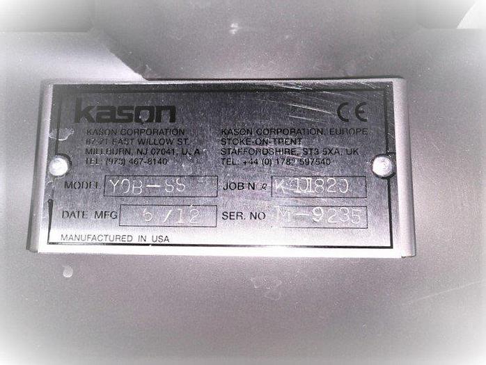Used Kason Screener