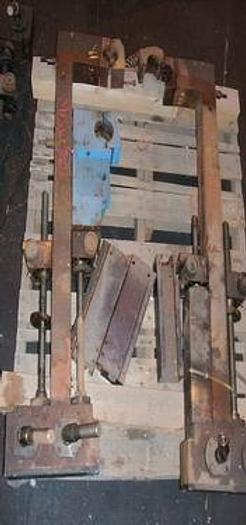 """Used Pair of MAF Press decks 47 1/2"""" long, 1 left, 1 right"""