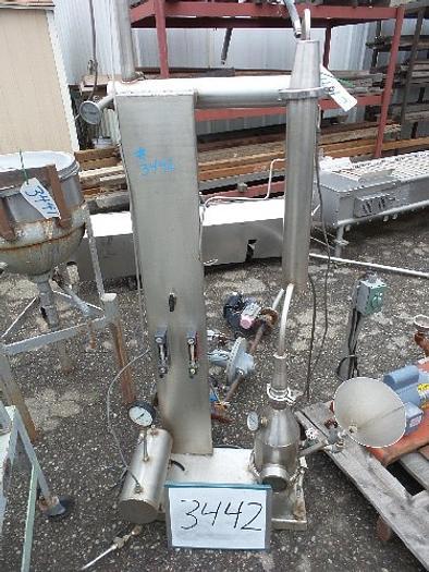 Laboratory Stainless Steel Still
