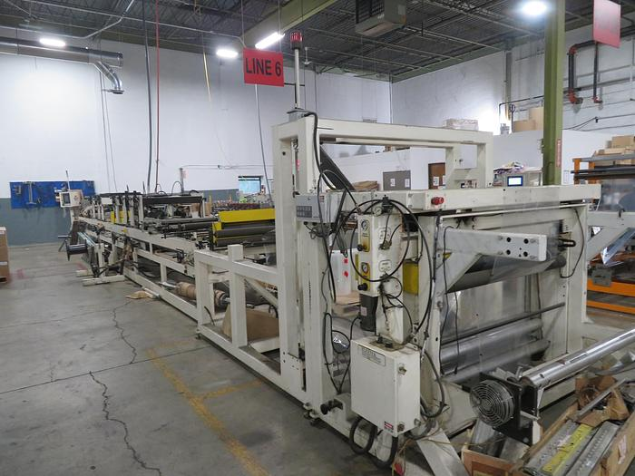 Used Modern Manufacturing Pouch Machine