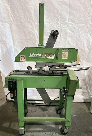Used Loveshaw Little David Carton Sealer Box Taper Case Sealer Model LD 7C