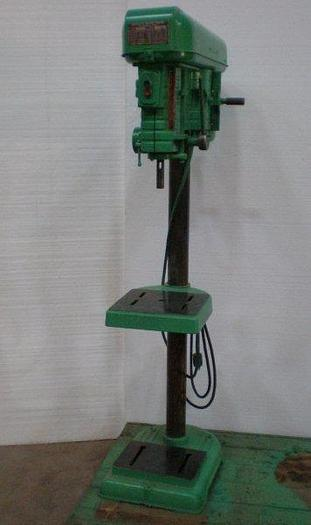"Used 15"" POWERMATIC Model 1150 Drill Press; Floor Model; Single Phase Motor"