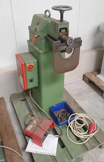 Gebraucht Sickenmaschine Fasti 416-2-63-1,5