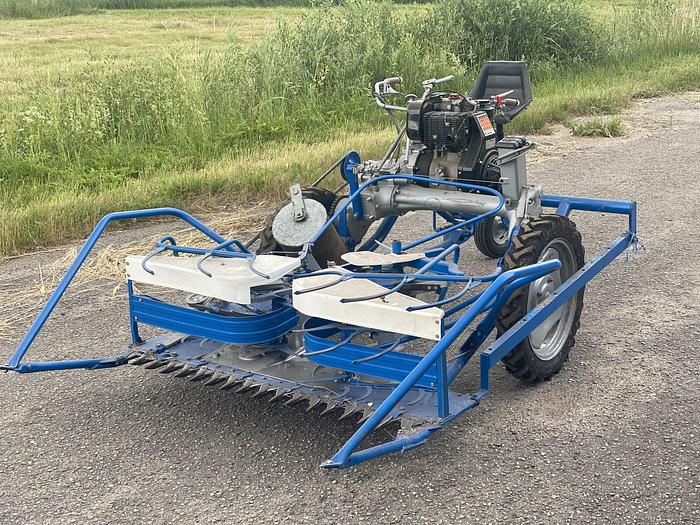 Used Water reed harvester BCS 622