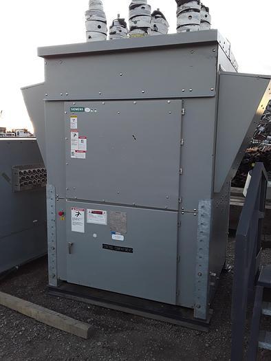 2014 Siemens 38kv SDV7-SE-AR with VS-30030 Interrupter