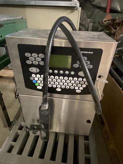 Gebraucht Tintenstrahldrucker, Fabrikat Domino, A-Serie, Modell A100, Bj. 2001