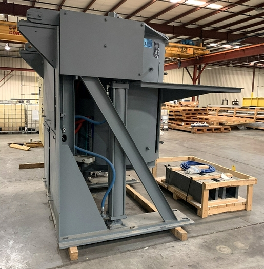 2015 AJAX CORELESS FURNACE, MFS-3.5