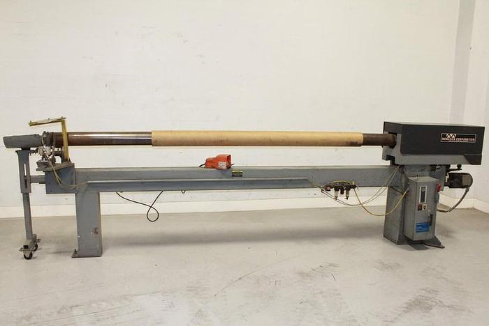 "Used 120"" APPLETON CORE CUTTER MDL. S"
