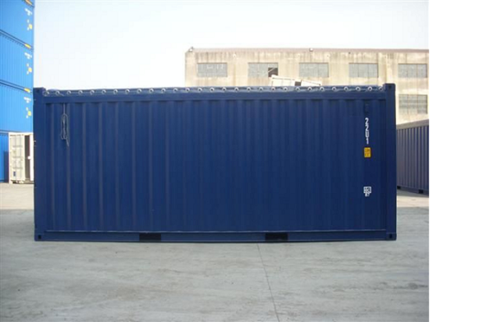 """20 'Container 8'6 """"Soft Top"""
