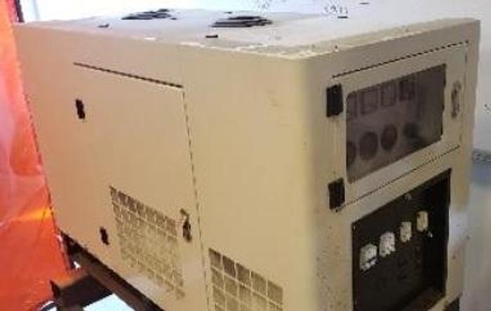 Kubota 6 KW Generator Prime Power Model D1105-BG-EF01